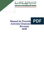 Manuel Procedures AGR Dec09