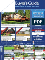Coldwell Banker Olympia Real Estate Buyers Guide October 15th 2011