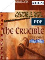 Crucible Dec 09