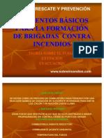 resumen formación de brigadas