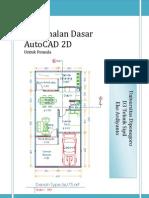 Pen Gen Alan Dasar AutoCAD 2D