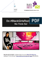 Do #BlackGirlsRock???! We Think They Do!