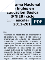 PRESENTACION PNIEB 2011 (1)