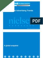 Trends in Global Advertising