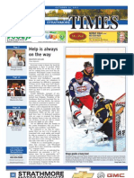 October 14, 2011 Strathmore Times