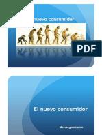 EL NUEVO CONUMIDOR