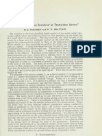 Bardeen, Brattain 1949 (Bell) - Physical Principles Involved in Transistor Action