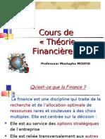 Cours de Théorie financière 2009