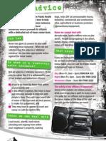 Noise Nuisance Factsheet
