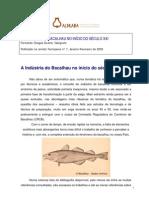A indústria do bacalhau no início do séc