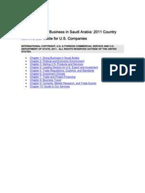 2011 CCG Saudi Arabia | Franchising | Saudi Arabia