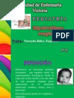 HIPOTIROIDISMO CONGENITO