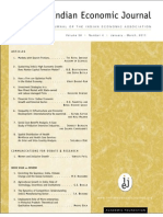 Prof. Vibhuti Patel on Women and Inclusive Growth, Indian Economic Journal, Vol. 58, No. 4