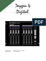 Oxygen4 Digital User Guide ENG V1.3