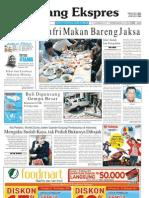 Koran Padang Ekspres   Jumat, 14 Oktober 2011