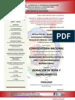 convocatoria - humanismo nicolaita contra el frío y enfermedades respiratorias