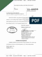 M-I LLC, et al v. DOWCP, et al Petition for Appellate Review/ Underlying Order