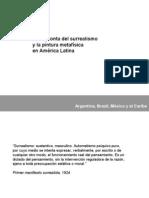 Surrealismo en América latina. Introducción