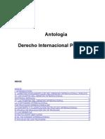 Antologia Derecho Iternacional Publico