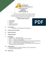 PSG Senate Agenda 08-24-2011
