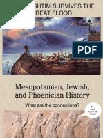 ian Jewish, And Phoenician History