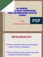MENGENAL SYARIAH ISLAM 3