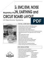 Practical Shielding EMC EMI Noise Reduction Earthing and Circuit Board Layout