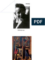 Wlfredo Lam y Roberto Matta