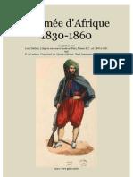 Armee d Afrique 1830-1860