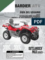 Manual Outlander