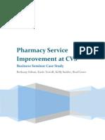 CVS Pharmacy Final