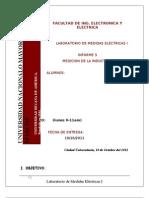 informe 3. medidas I