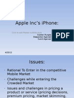Apple iPhone PPT