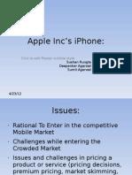 Apple iPhone PPT