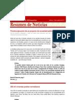 CAP Regional Lima - Resumen de Noticias 14 10 2011