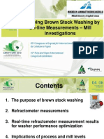 Brown Stock Washing