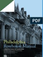 Row House Manual