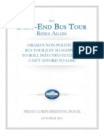 The Debt And Bus Tour Rides Again