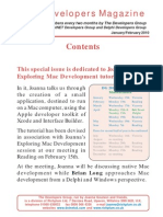 The Developers Magazine