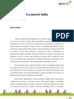 Stoker_Bram-La Muerte India