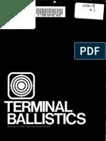 Terminal Ballistics Complete Book