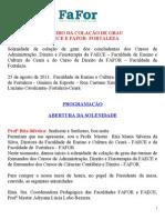 CERIMONIAL_DE_FORMATURA_FAECE_FAFOR-2011.2_25_08_11