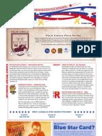 Blue Star Card Newsletter October 11