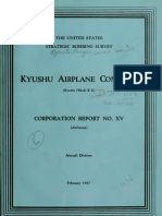 USSBS Report 30, Kyushu Airplane Company