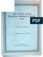USSBS Report 38, Japanese Electrical Equipment