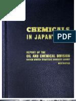 USSBS Report 49, Chemicals in Japan's War