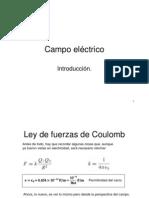 Campo eléctrico1