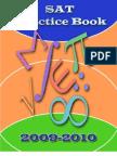 SAT Practice Book 2009 2010