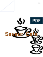 Business Plan Pour Ouverture Dun Cafe