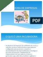 INCUBADORA DE EMPRESAS